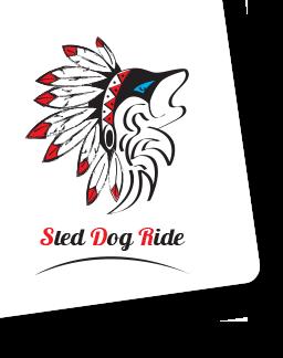 Logo Sled Dog Ride