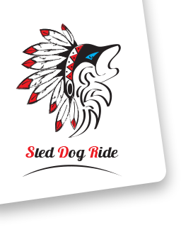 Logo Sled Dog Ride